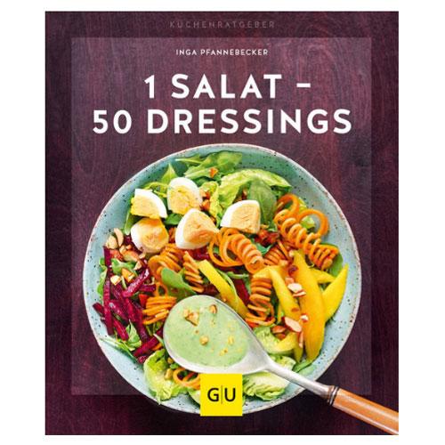 1 Salat 50 Dressings