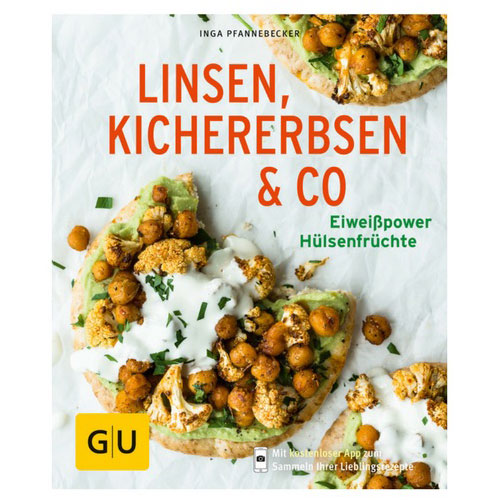 Linsen, Kichererbsen & Co