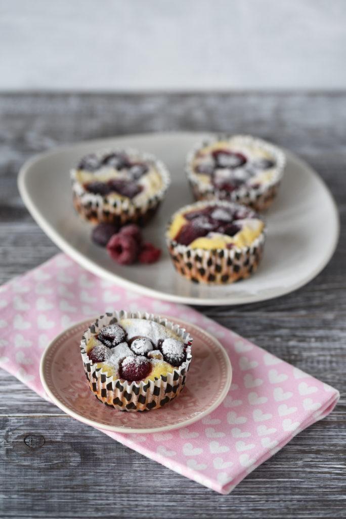 Mini-Cheeseakes mit Beeren