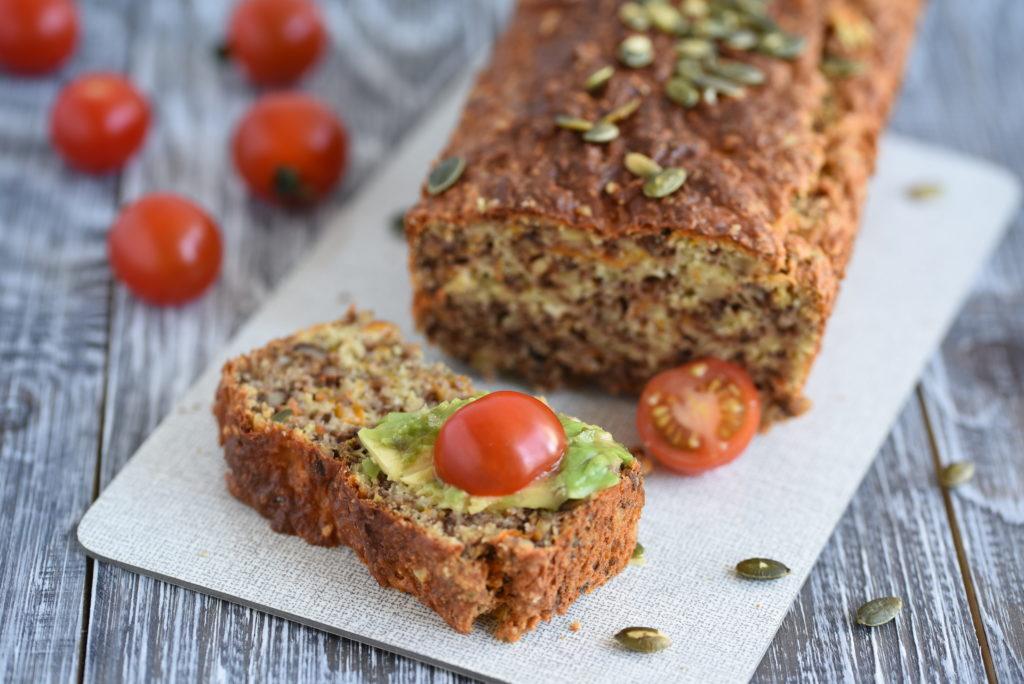 Eiweißreich - mein Brot