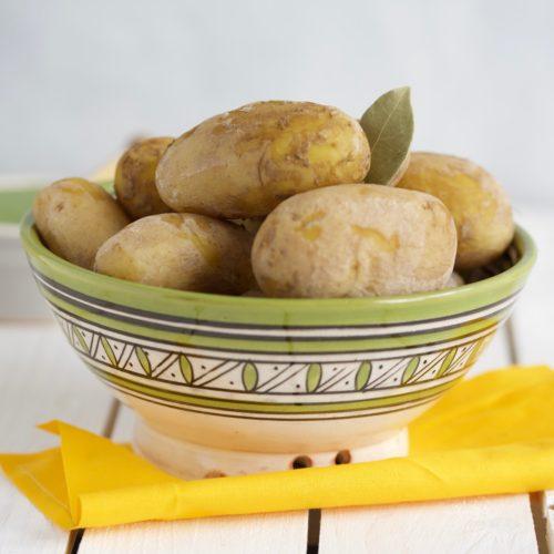 Rezept Kanarische Runzelkartoffeln